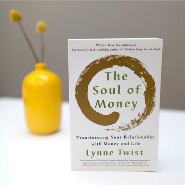 Hivery Circle: A Soul of Money Gathering featuring Lynne Twist & Sara Vetter
