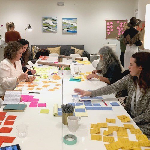 The Hivery's Idea To Action Info Session + Post-it Planning Party with Megan Flatt